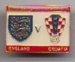 EURO 2004 v Croatia glass fronted
