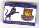 v West Ham Championship