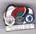 Community Shield 2018 v Chelsea