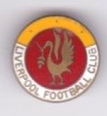 Liverpool - Medium Round - old enamel yellow top