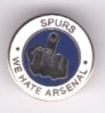 We Hate Arsenal - Finger