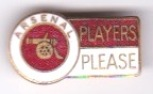 Arsenal - Players Please - Coffer