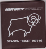 Season Ticket 1995/6