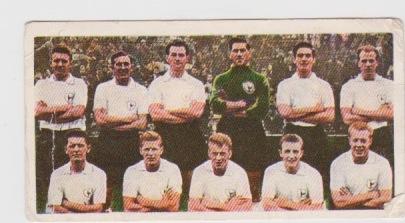 Bubble Gum team squad 1956
