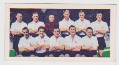 Bubble Gum team squad 1956