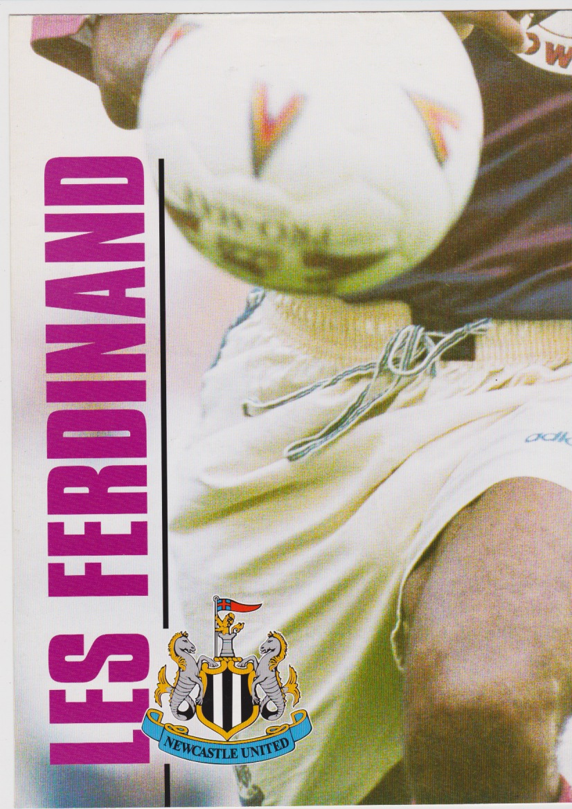 Les Ferdinand A2 poster
