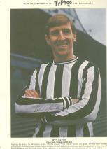 Typhoo card Wyn Davies