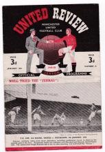 Manchester United v Chelsea - 1949/1950