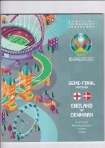 England v Denmark  - 2020/2021